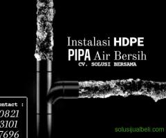 Distributor Pipa HDPE Vinilon Bagian Timur