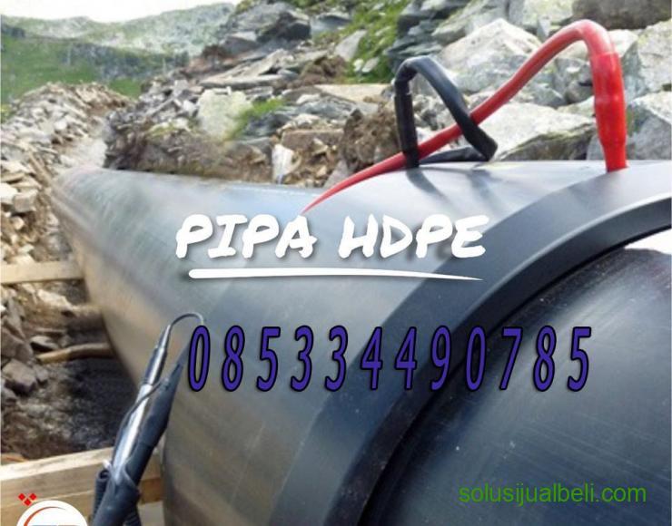 Pipa HDPE Terbaru dan Termurah - 3