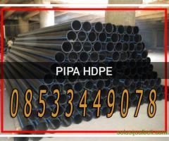 Distirutor Pipa HDPE Termurah - Gambar 3