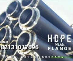 Pipa HDPE Joint With Flange