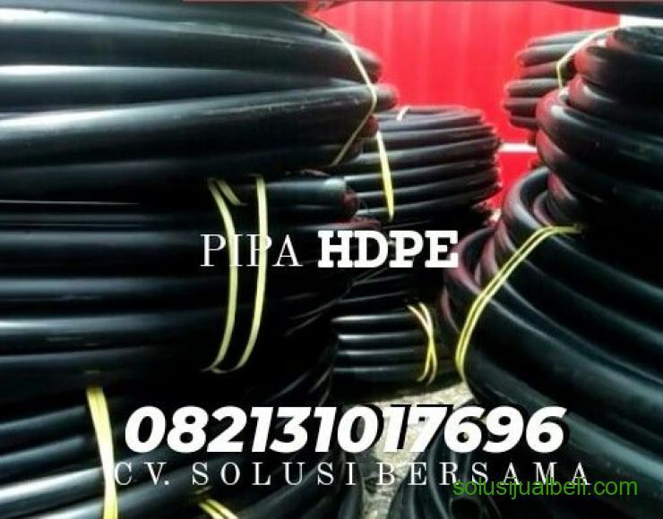 Pipa HDPE media aliran air bertekanan - 1