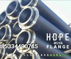 Pipa HDPE (Selang Hitam Lentur dan Kuat)