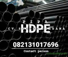 Harga Promo Pipa HDPE SNI Di kalimantan