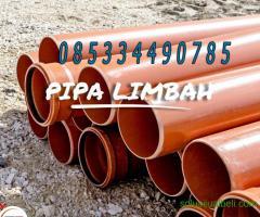 Pipa PVC Khusus air Limbah SDR 41 Termurah