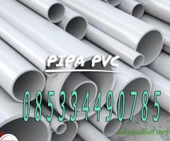 Pipa PVC AW Warna putih Murah