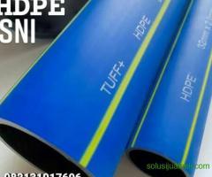 Distributor Pipa HDPE Merk Tuff+ wilayah Jawa Timur