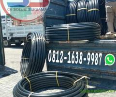 Pipa HDPE Standart SNI Langgeng Ukuran 1 inch 250 Meter 1 Roll