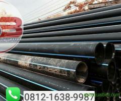 Pipa HDPE PN 16 Ukuan 1-1/4 inch ( 1 Roll ) 100 meter