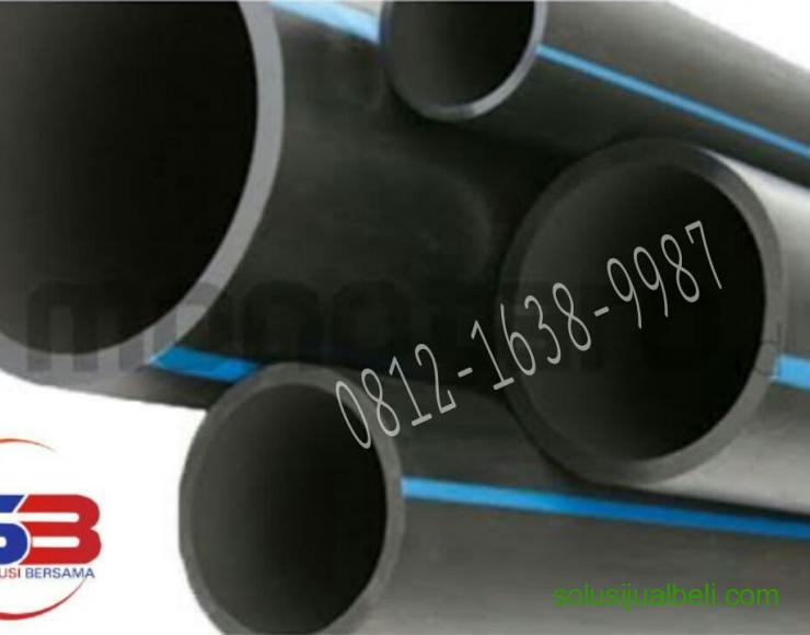 Pipa HDPE PN 16 Ukuran 2 Inch ( 1 roll ) 250 Meter - 2