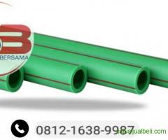 Pipa PPR Rucika PN 10 Ukuran 3/4 inch 4 meter/Batang