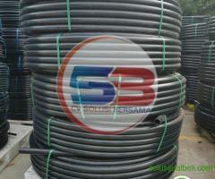 Beragam pipa air HDPE, PVC, PPR, Limbah